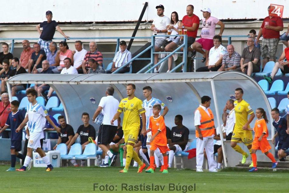 V bojovnom zápase gól nepadol: Nitra si doma s Michalovcami rozdelila body, FOTO
