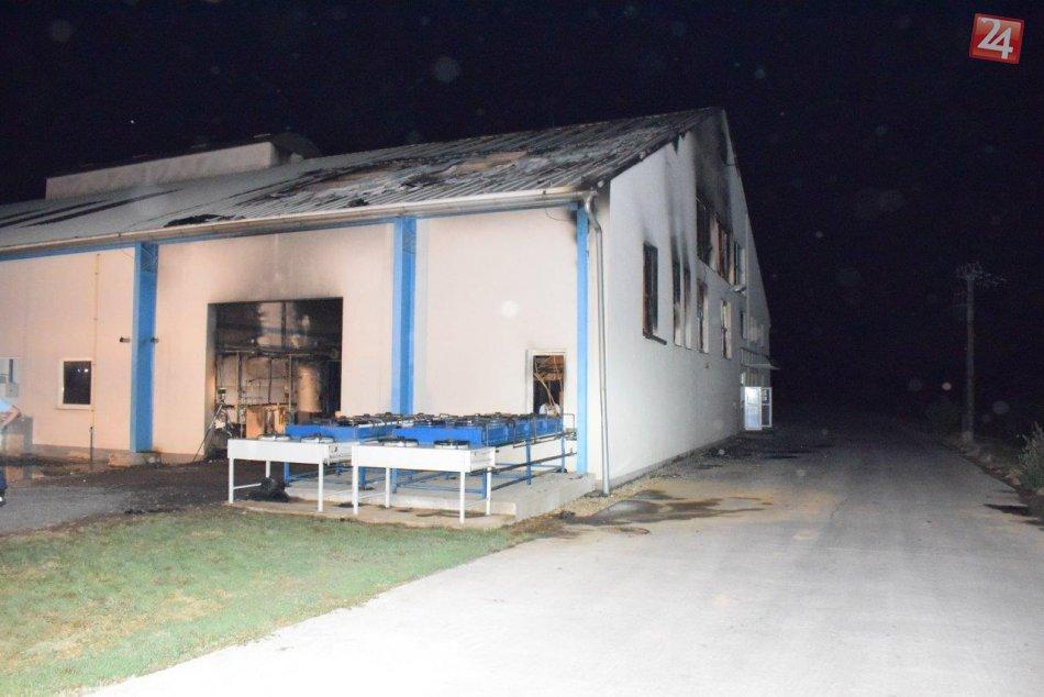 Zábery z miesta: Pri Trnave horelo, škody sú nemalé!