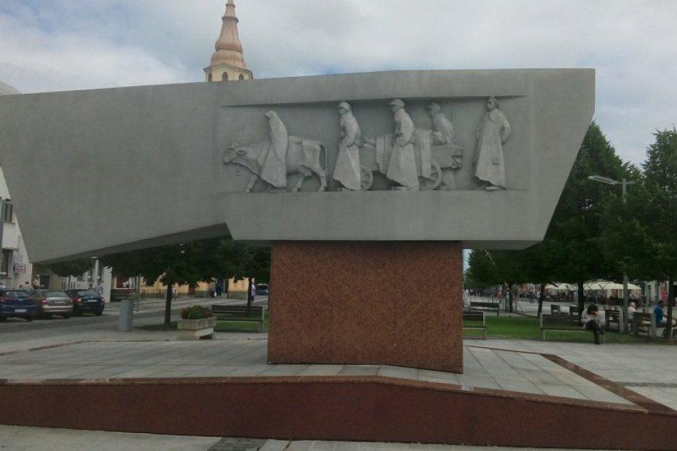V OBRAZOCH: Významné pamätníky vo Zvolene