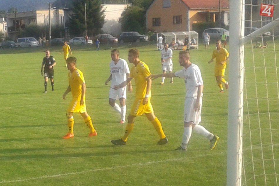 Futbalový sviatok v Domaniži: Zápas Slovenského pohára s Interom (2:3)
