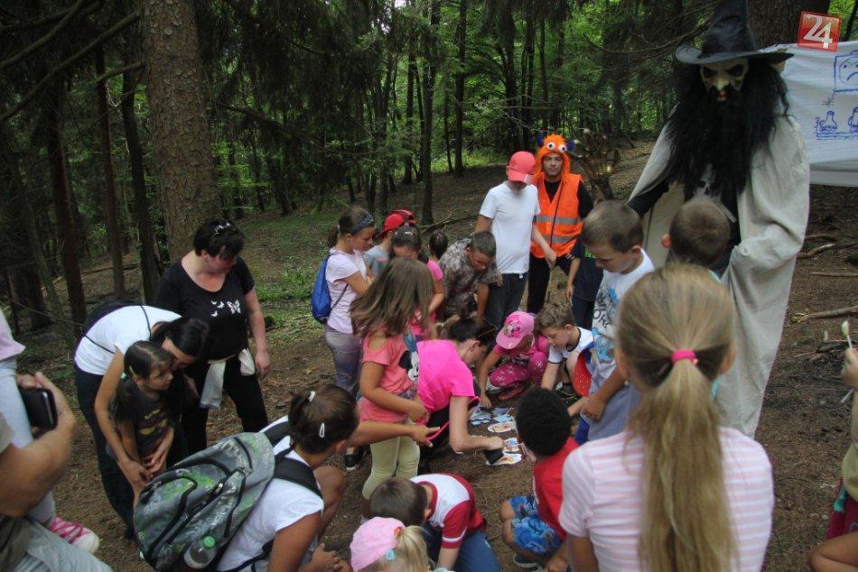 Rozprávková cesta v Brvništi: Pozrite, ako to na podujatí vyzerá