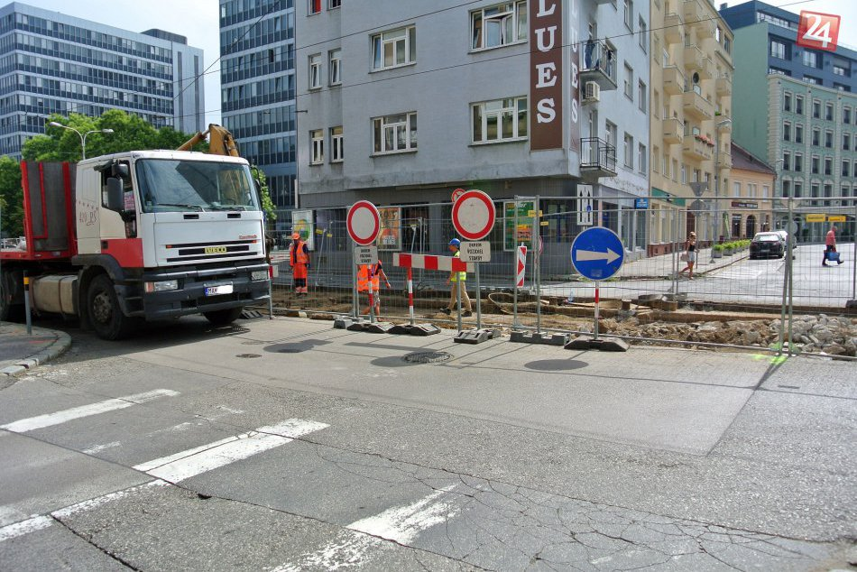 Rekonštrukcia Špitálskej