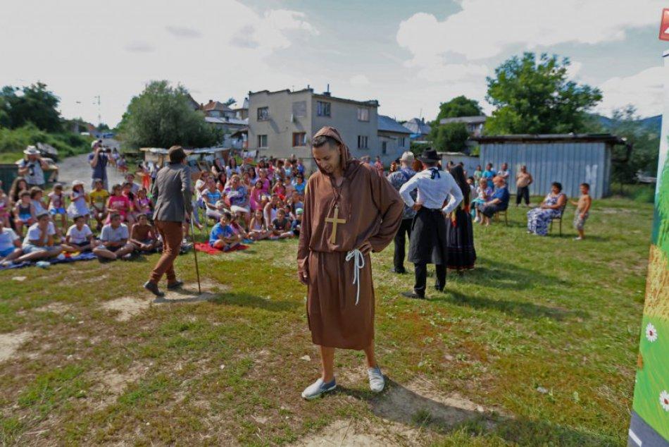 V OBRAZOCH: Ľudia z rodu Rómov