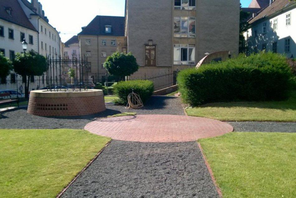 Františkánska záhrada