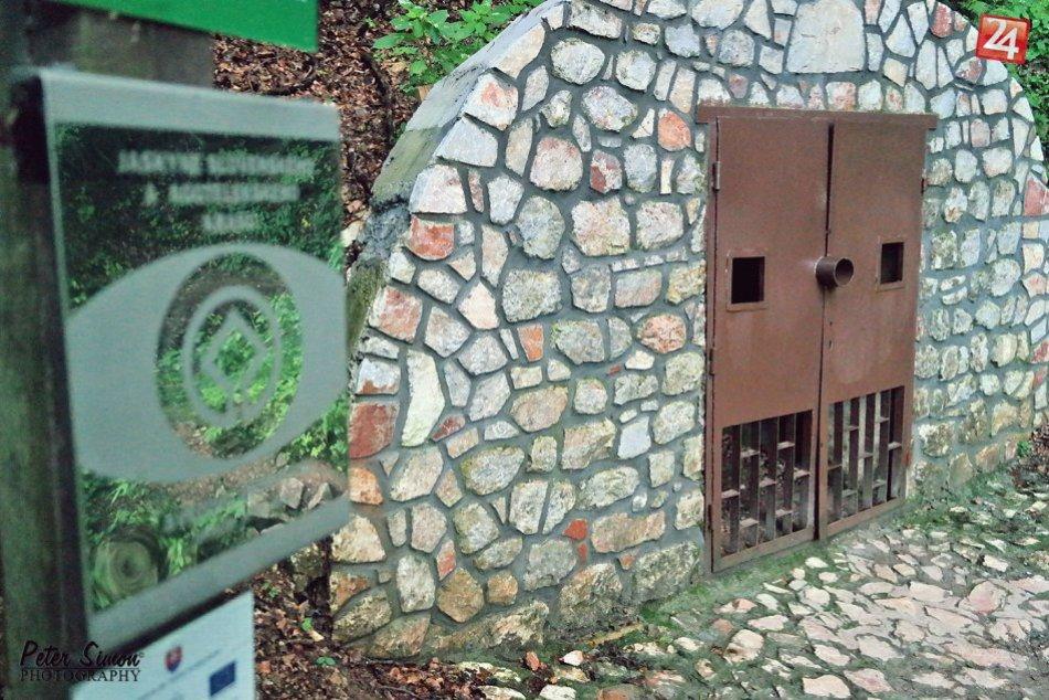 Obrazom: Okolie známej jaskyne pri Rožňave