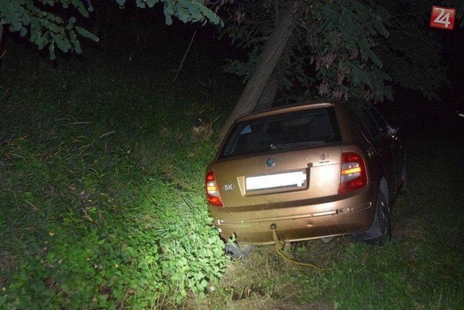 OBRAZOM: V okrese Michalovce došlo k vážnej dopravnej nehode!