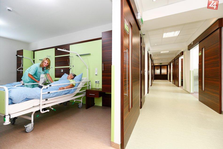 V OBRAZOCH: Nemocnica Zvolen