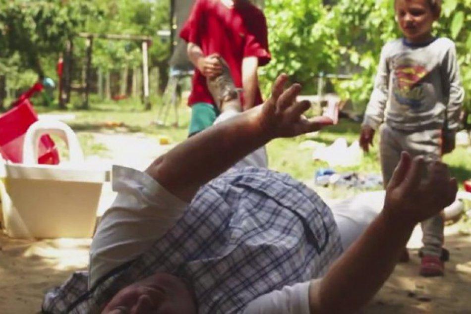 OBRAZOM: Známa kapela natočila svoj videoklip v trnavskej škôlke