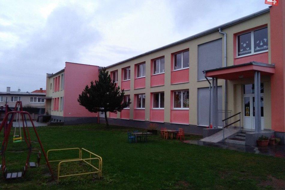 V OBRAZOCH: Základná škola s materskou školou v Dobrej Nive