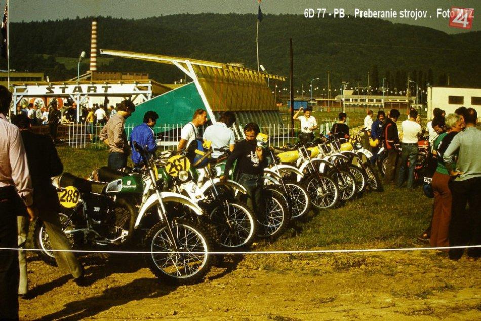 Šesťdňová 1977: Pozrite, ako to vtedy vyzeralo v Považskej Bystrici