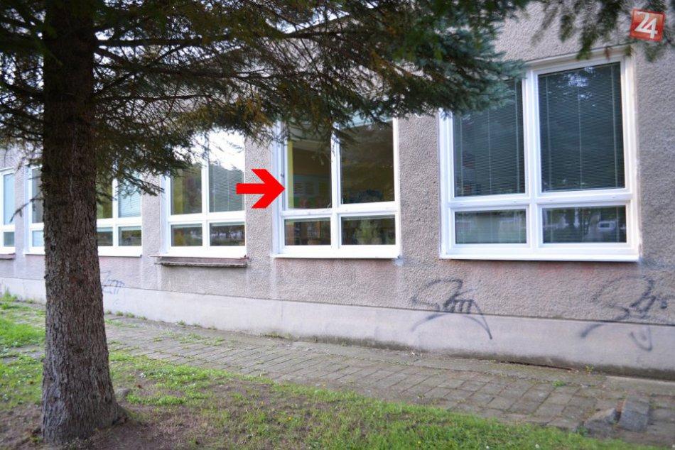 Vlámačka na I. ZŠ v Považskej Bystrici: Zábery priamo z miesta činu