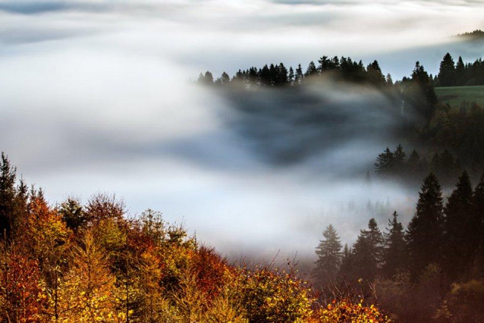 Úchvatné jesenné FOTO Liptova od Mikulášana Martina