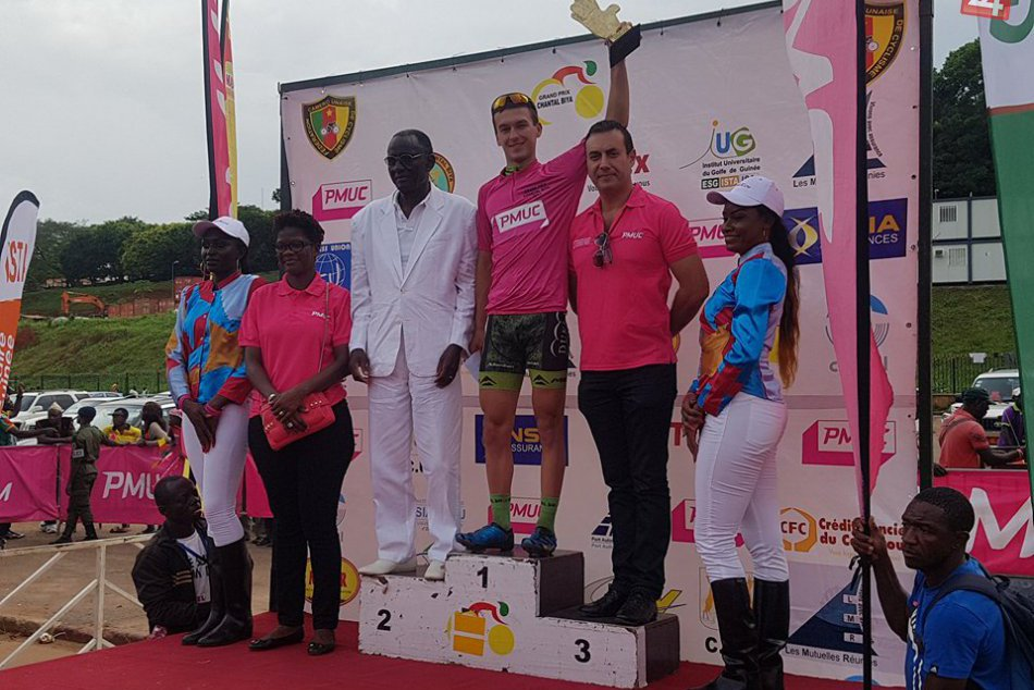 V OBRAZOCH: Fantastický triumf dukláckych cyklistov v Kamerune