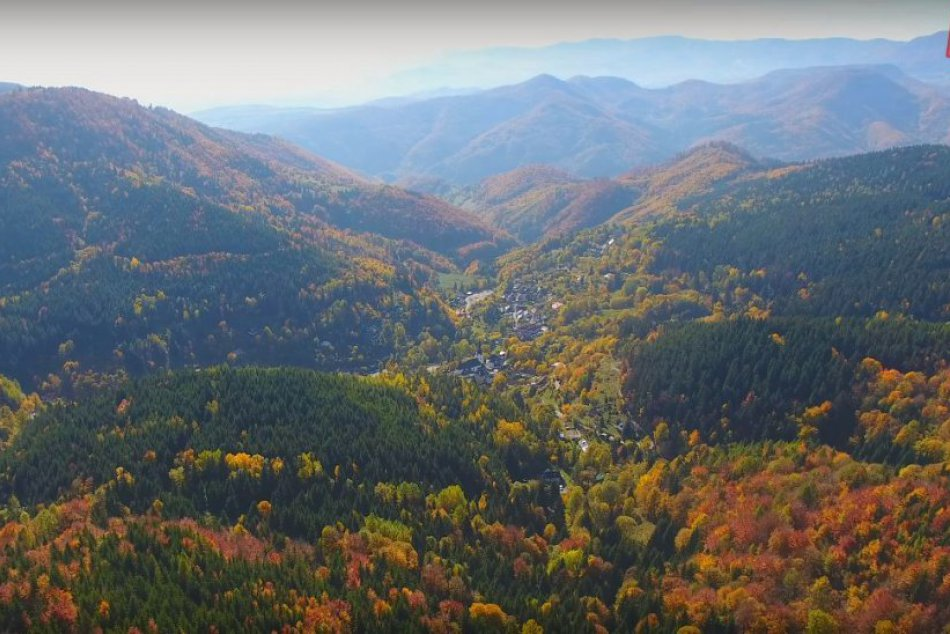V OBRAZOCH: Špania Dolina v unikátnom 4K videu. Pozrite na tú nádheru