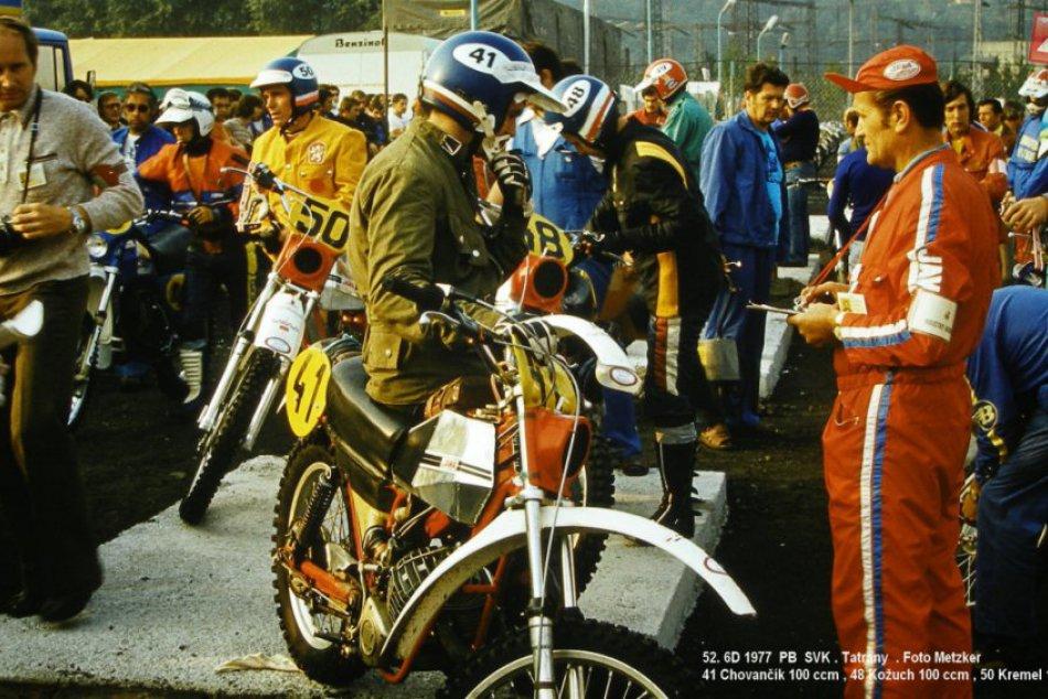 Šesťdňová 1977: Pozrite, ako sa vtedy súťažilo v Považskej a okolí