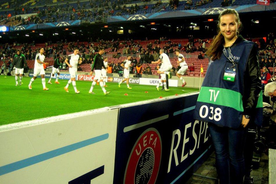 Poznáme ju zo známej športovej TV: Sonia Krajčová sa venuje najmä réžii