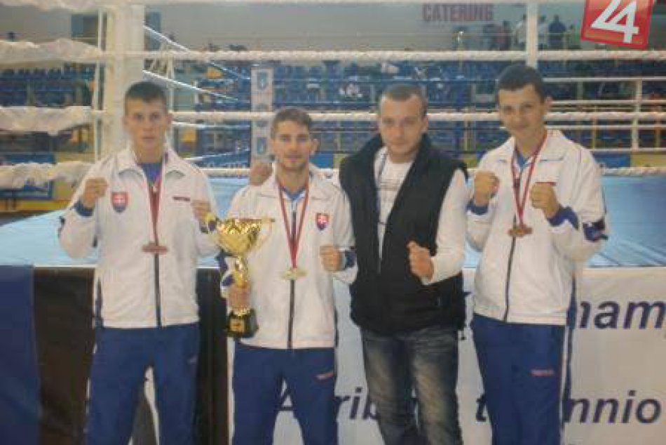 Obrazom: Tréner michalovských kickboxérov Ľuboš Takáč