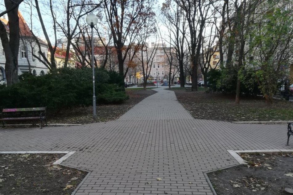 Park na Jakubovom námestí