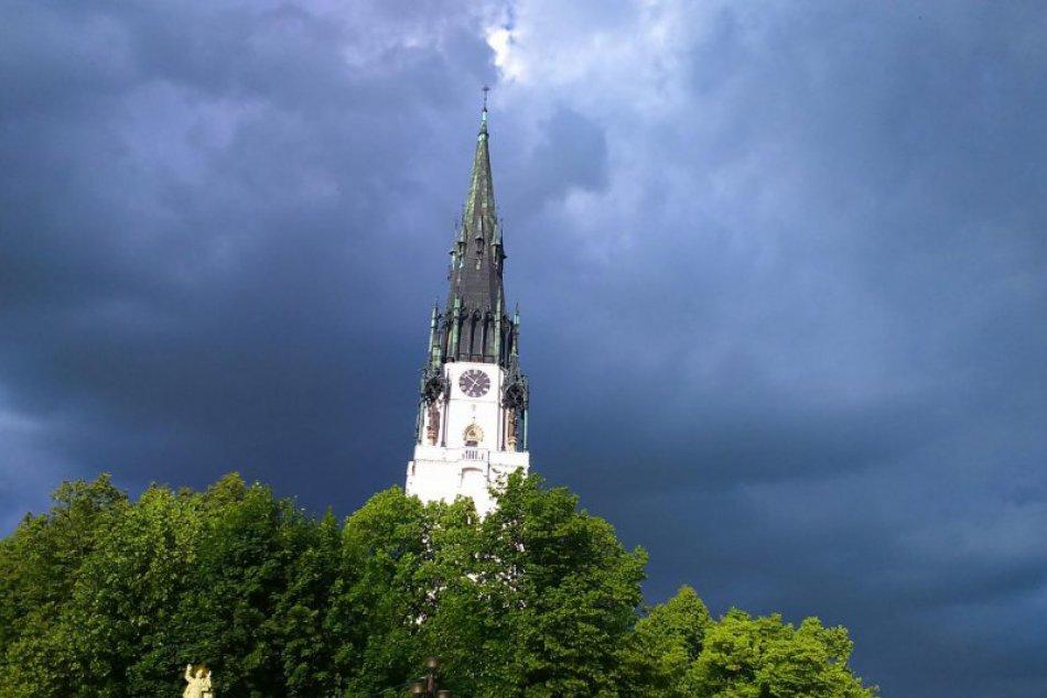 Kostolná veža v Spišskej je najvyššou na Slovensku
