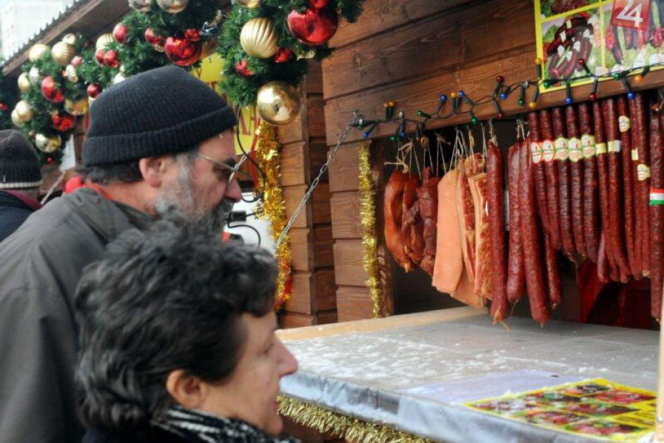 Petržalské vianočné trhy