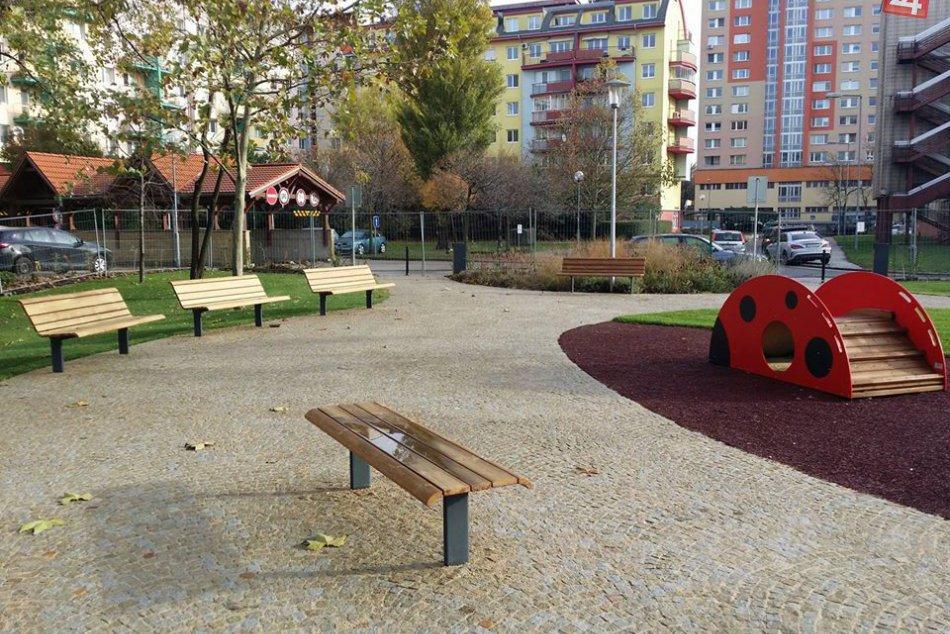Park Bosákova, Petržalka