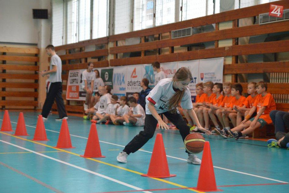 OBRAZOM: Michalovskí žiaci žili basketbalom