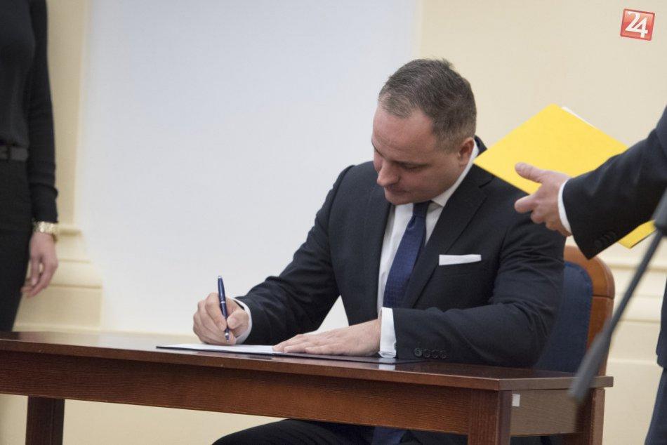 Nový predseda BSK Juraj Droba