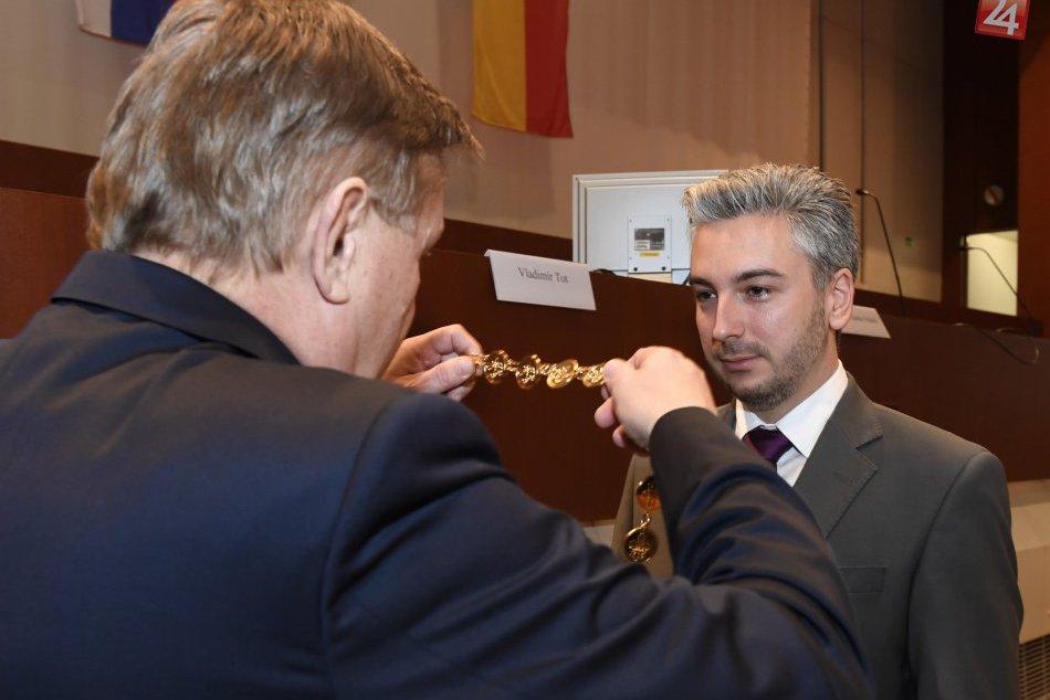FOTOGALÉRIA: Nový predseda KSK zložil slávnostný sľub
