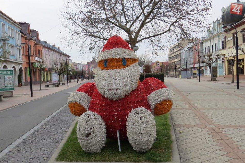 Vianočná atmosféra sa v Michalovciach stupňuje: FOTO, ktoré hovoria jasnou rečou