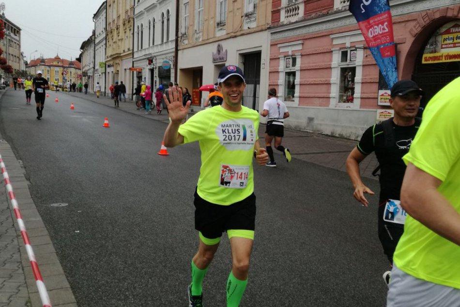 V OBRAZOCH: Vášňou bystrického poslanca Martina Klusa je beh