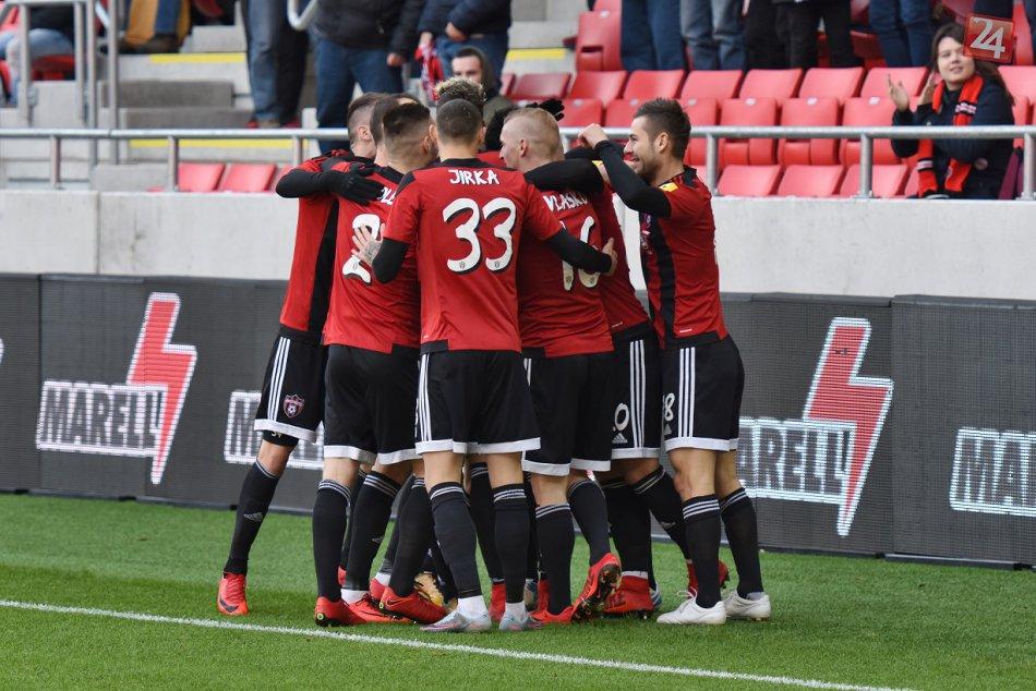 OBRAZOM: Spartak Trnava zdolal v 19. kole Tatran Prešov
