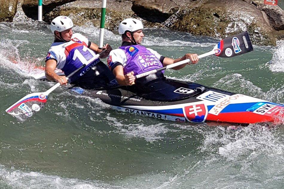 Olympijskí víťazi Škantárovci: Voda je náš život