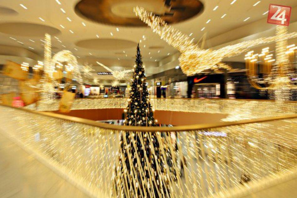 Vianoce v Bory Mall s tou správnou sviatočnou iskrou