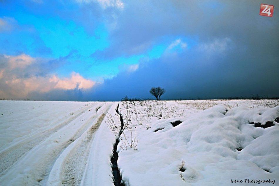 FOTOGALÉRIA z nášho regiónu: Takto nádherná dokáže byť zima!