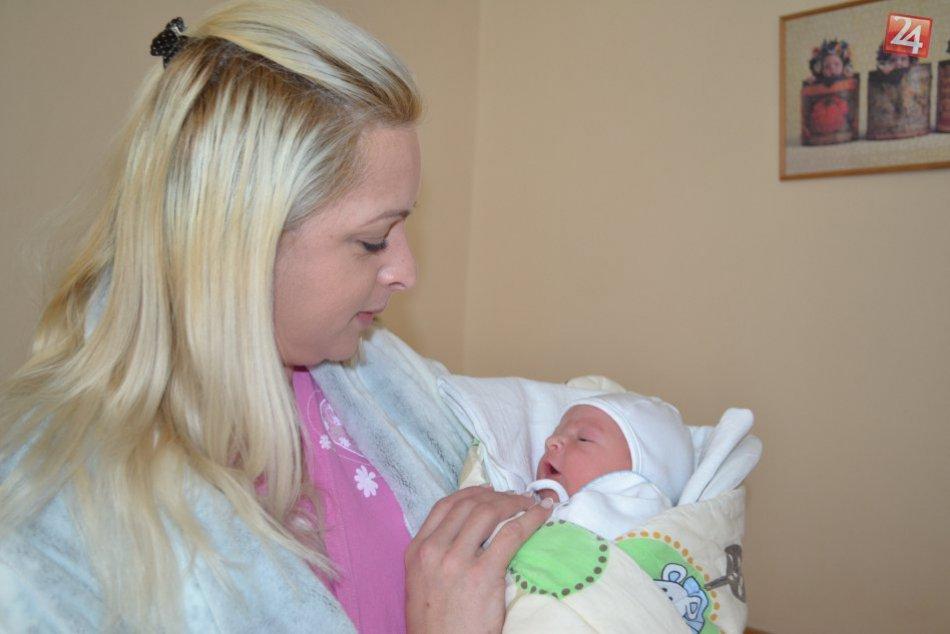 V OBRAZOCH: Prvými novorodencami vo Zvolene sú Lucas a Svetlan