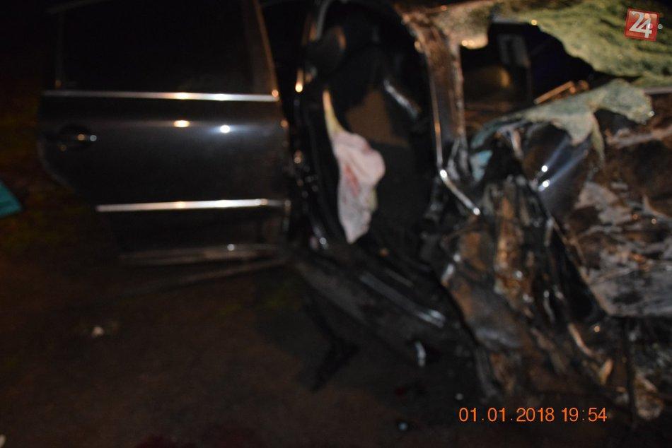 FOTO Z MIESTA: Na Zemplíne došlo k tragickej dopravnej nehode