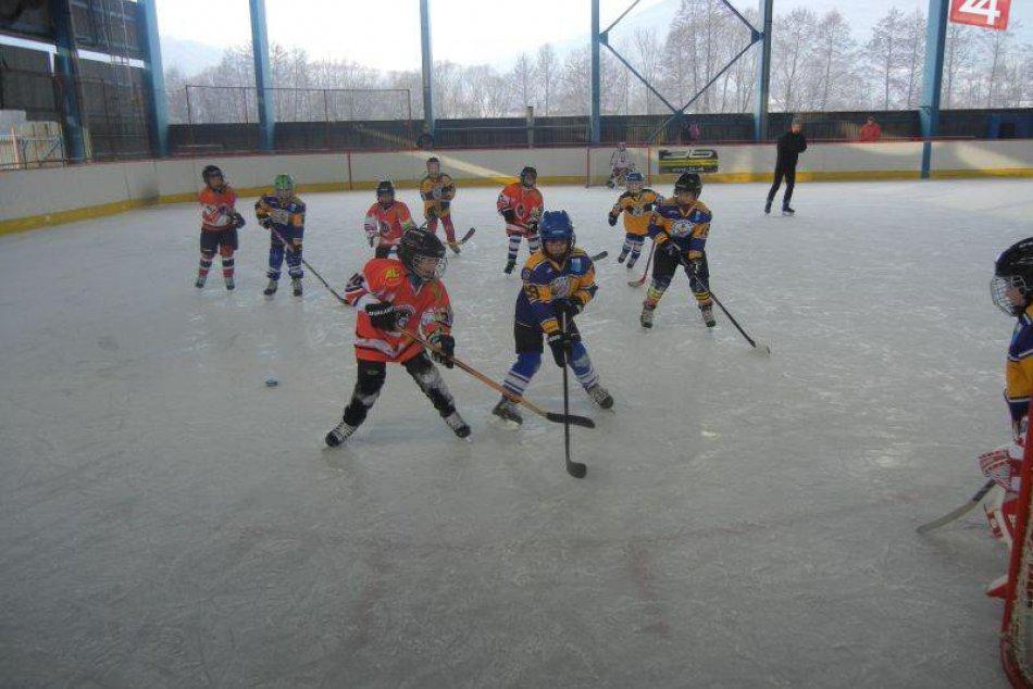 Obrazom: Hokejový turnaj v Rožňave