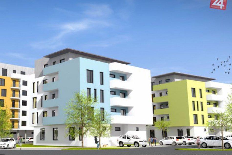 Nájomné byty rastú ako z vody, pozrite sa, ako budú vyzerať. FOTO