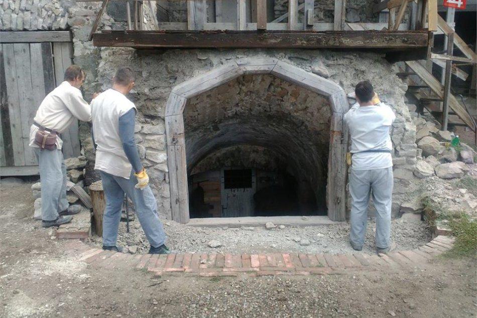 V OBRAZOCH: Na Vinianskom hrade to žilo aj v priebehu roka 2017