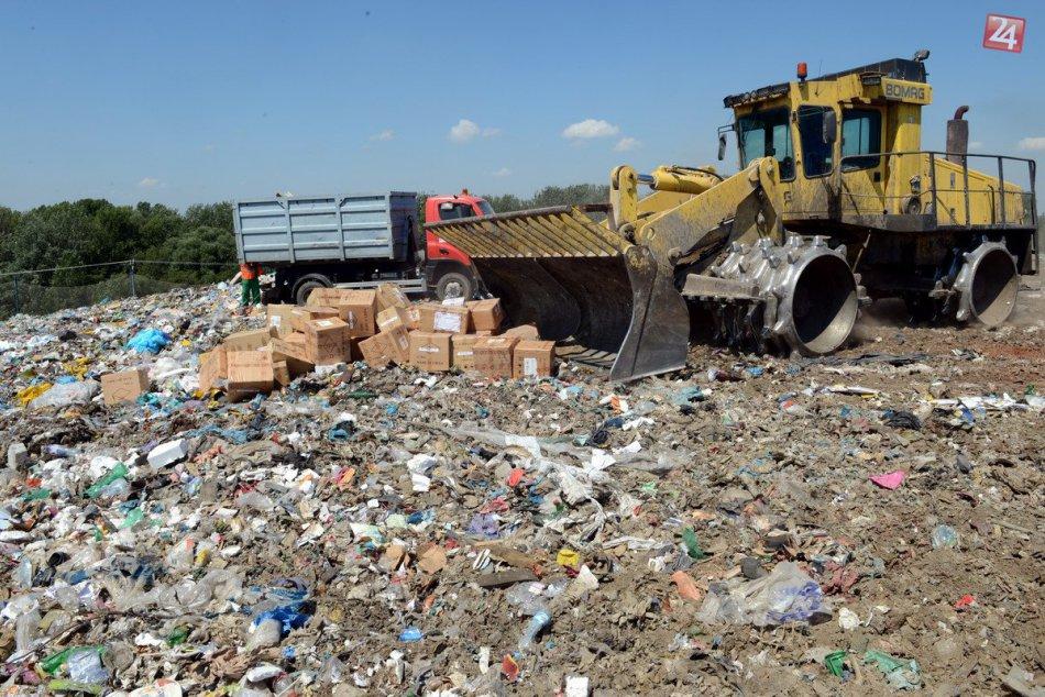 Skládky odpadu