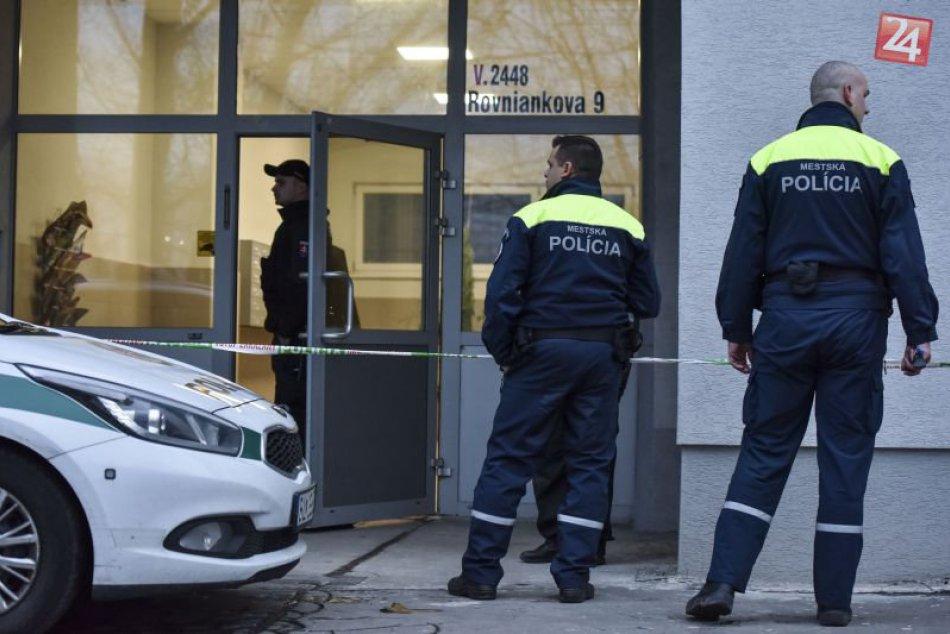 Streľba v Petržalke: Na mieste našli dvoch mŕtvych