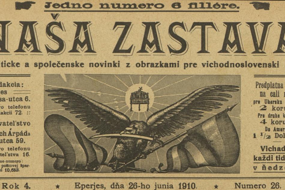 Báseň uverejnená v Prešove pred vyše sto rokmi: To musíte vidieť!