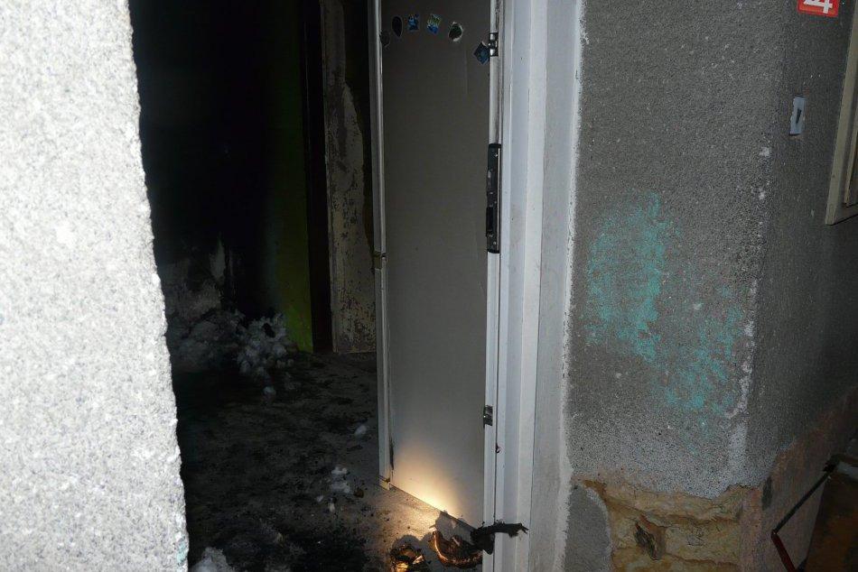 Obrazom: Požiar domu v Betliari
