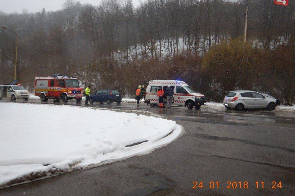 Policajti z Považskej Bystrice žiadajú o pomoc: Videli ste túto nehodu?