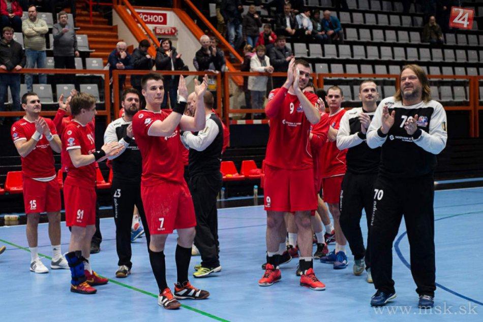 Finále Slovenského pohára v našom meste: Zábery zo zápasu Považská - Prešov