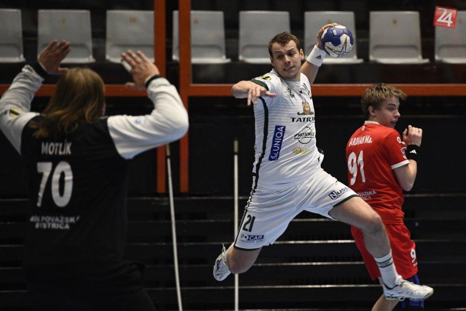 Opäť oslavujú triumf: Hádzanári Tatrana Prešov získali Slovenský pohár