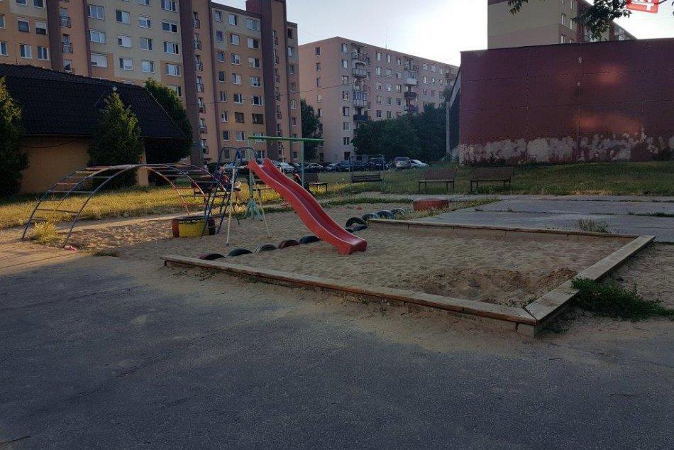 V Šali vybudujú nové ihriská: Pre vnútroblok už získali financie, FOTO