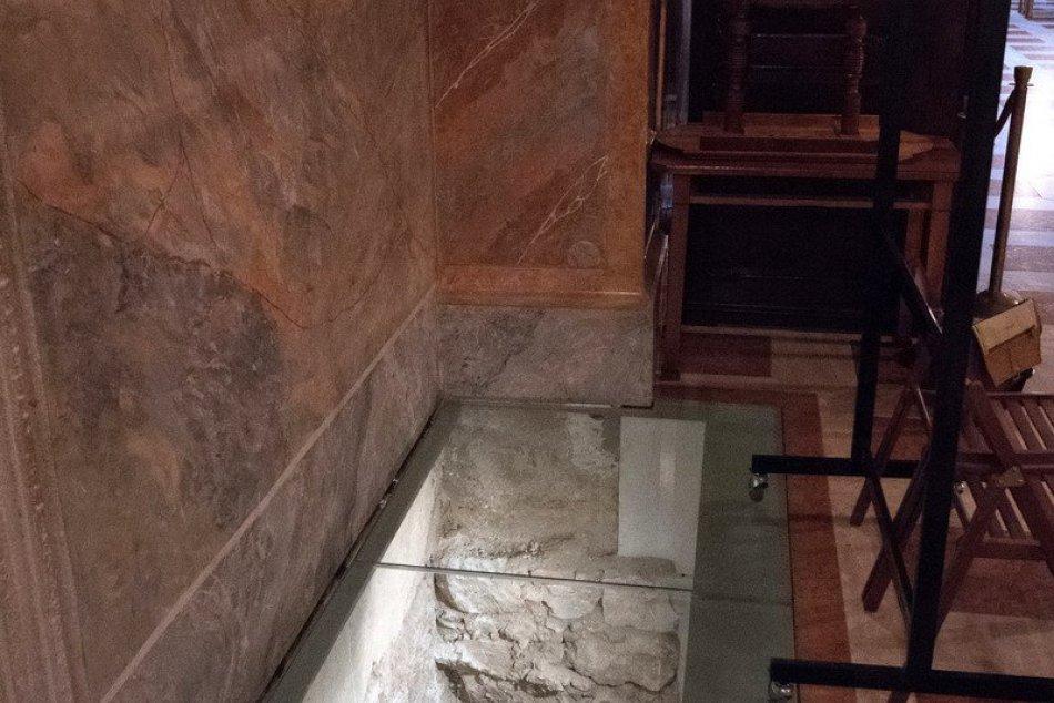 Nitriansky hrad ponúka pohľad do histórie: FOTO z najstarších častí chrámu