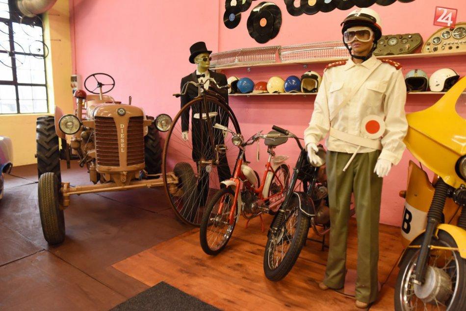 OBRAZOM: Nové Retro múzeum v Trnave zavedie návštevníkov do minulosti