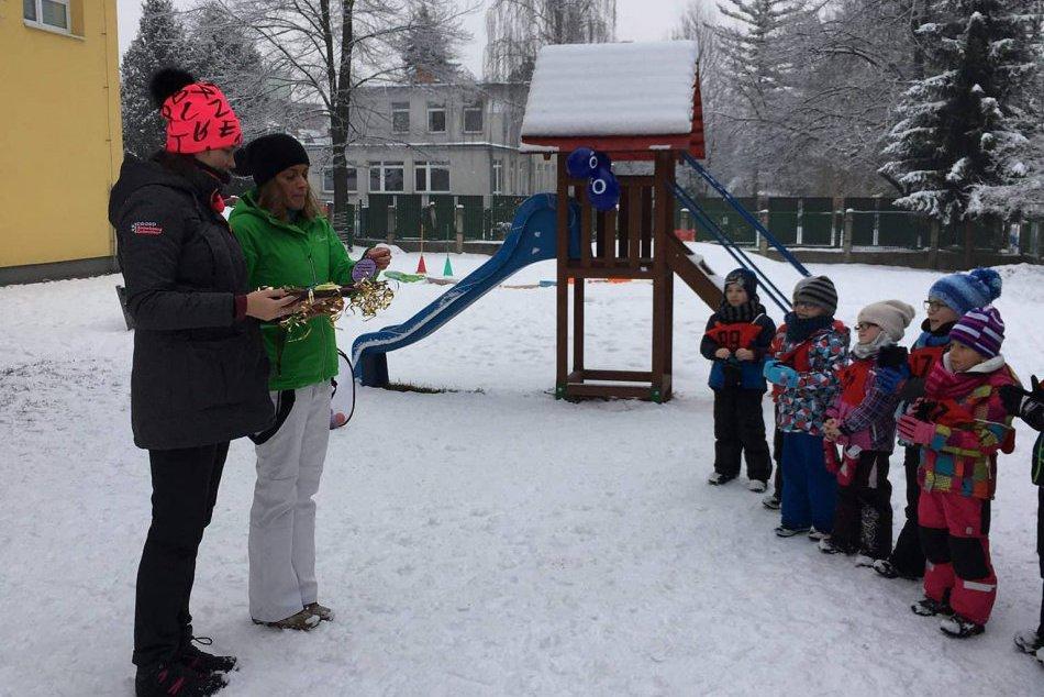 Milé FOTKY zo Spišskej: Takto si užívali svoje olympijské hry novoveskí škôlkari